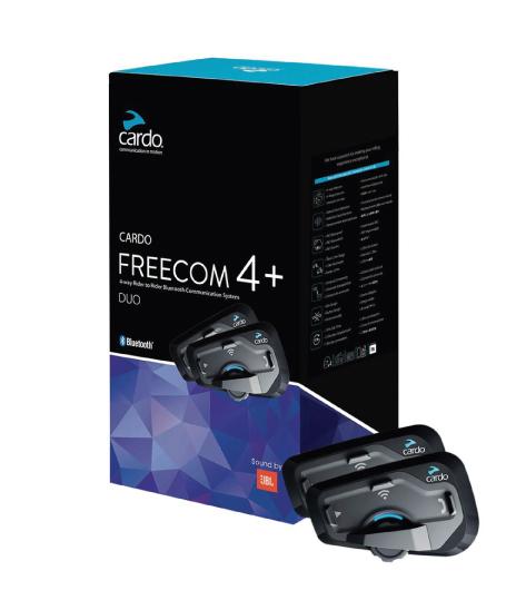 Cardo Freecom 4 Plus revisiòn